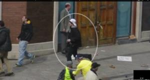 Photo introduce to jury in Tsarnaev trial, 2015.